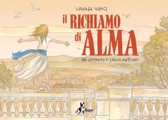 Vanna Vinci e Il richiamo di Alma: una ricerca ermetica.