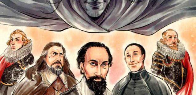 Monteverdi a fumetti, le magie del Genius Loci.
