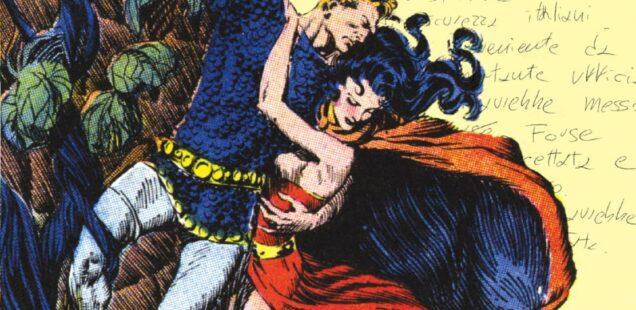 """La Resistenza dei fumetti USA: """"La banda Gordon"""" di Dell'Omo"""