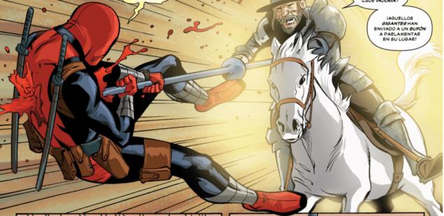 Don Chisciotte, il nerd dei supereroi cavallereschi?