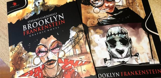 Brooklin Frankenstein, variazioni su Mary Shelley