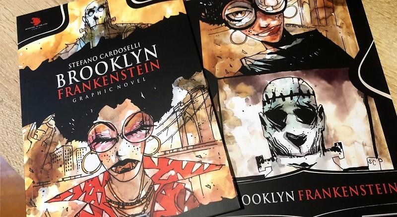 Brooklin Frankenstein, variazioni su Mary Shelley