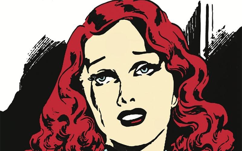 """""""Nadia"""": Ventura, Buffolente e la nascita del romanzo a fumetti."""