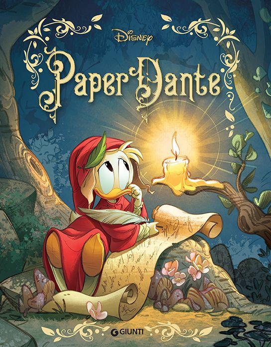 Cover-PaperDante_DisneyLibri_GiuntiEditore_low