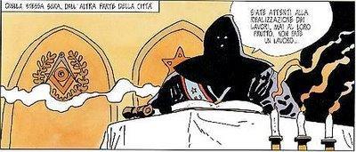 Corto Maltese, l'esoterismo e il fascismo: Favola di Venezia.