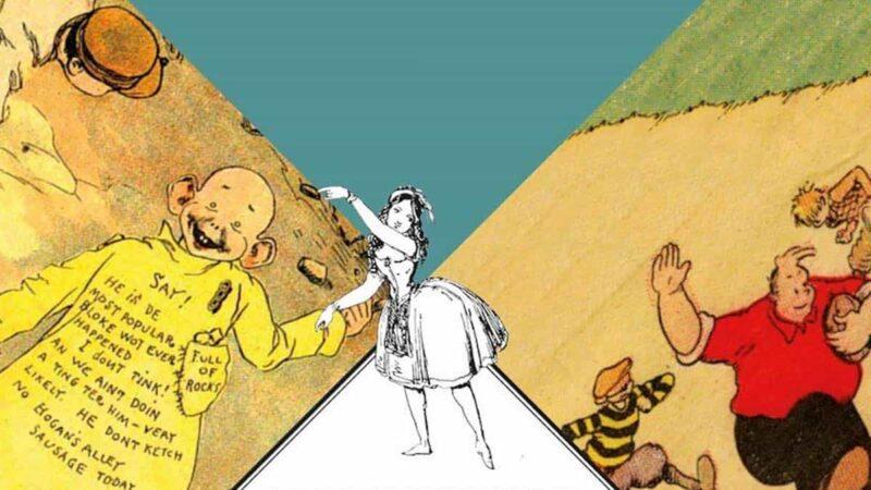 Con Smolderen, alle origini del fumetto