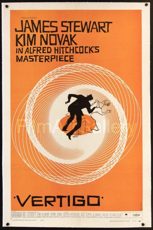 vertigo-vintage-movie-poster-original-1-sheet-27x41