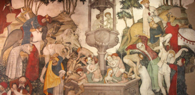 Il protofumetto, la Manta e il Roman de Fauvel