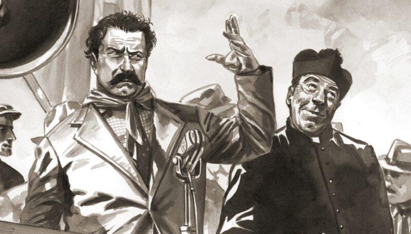 Don Camillo a fumetti arriva al capitolo venti