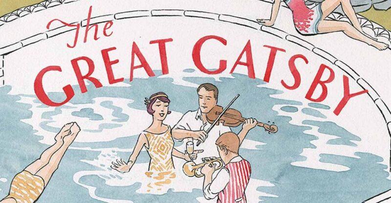 Il Grande Gatsby, a fumetti