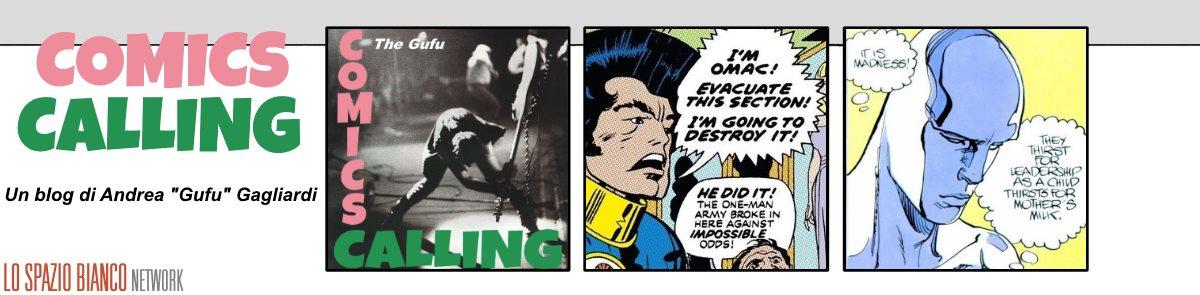 Comics Calling