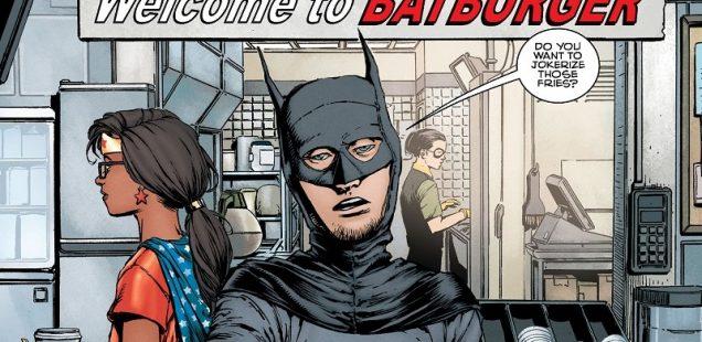 Il Batman di Tom King - Sulla commedia e la decompressione