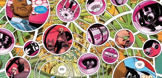 La forma è il contenuto - Nick Fury tra Steranko e ACO