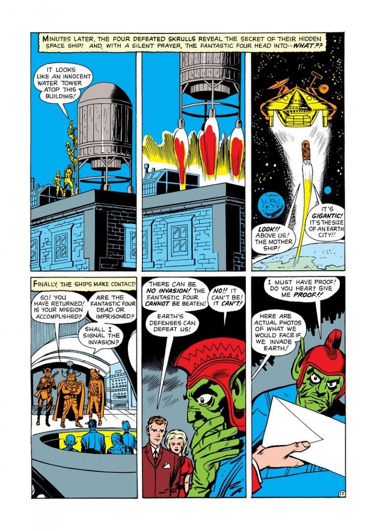Fantastic Four 002-017
