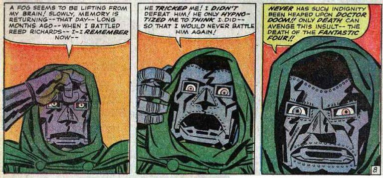 Fantastic Four 39