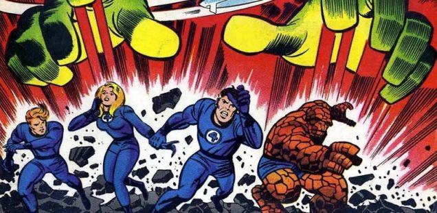 Make Mine Marvel! - Jack Kirby negli anni '60