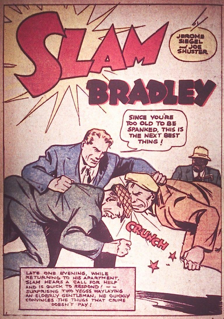 Slam Bradley