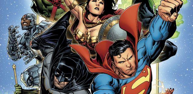 Una vignetta - Justice League #1