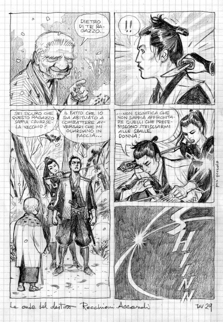 Chanbara Matite 29-1