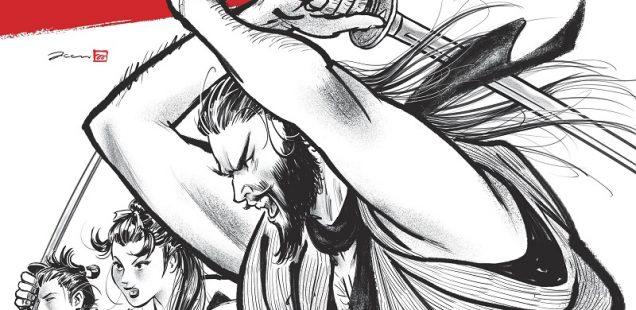 From script to panel - Chanbara, una questione di stile
