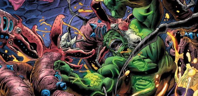 Just in Comics: quelle cose che solo il fumetto può fare - The Immortal Hulk #30