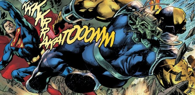 L'Azione nei fumetti d'azione - Superman #20