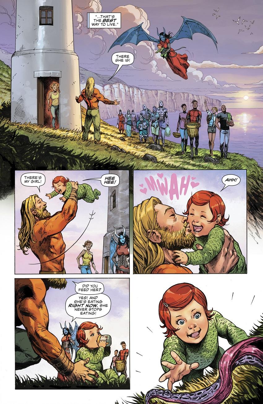 Aquaman 58 - Robson Rocha