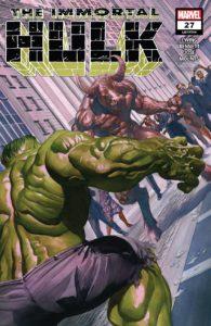 Immortal Hulk 27 - cover