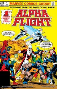 Alpha Flight 1