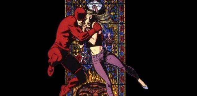 Daredevil Born Again: una parabola cristiana