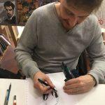 Matteo Lolli: disegnare Marvel