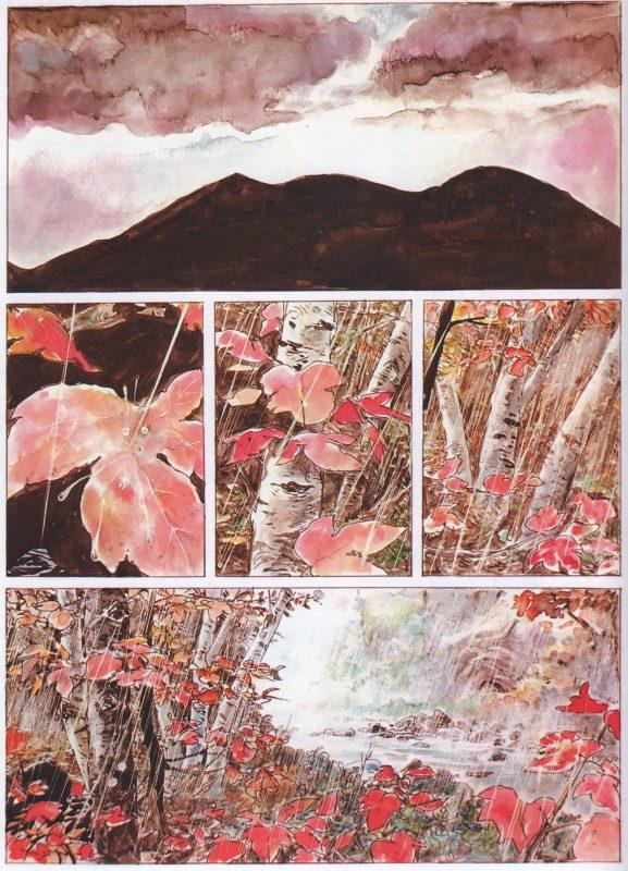 Ken Parker autunno