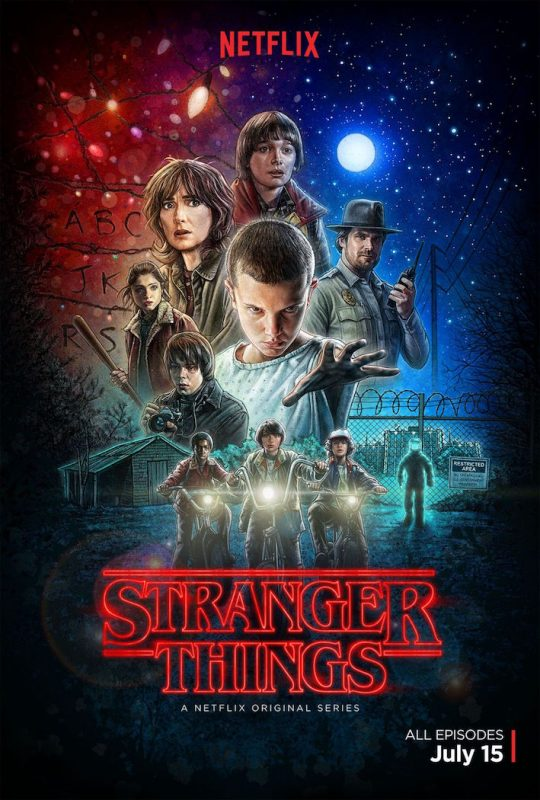 Stranger-Things-nouveau-poster