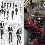 Le influenze artistiche di Frank Miller