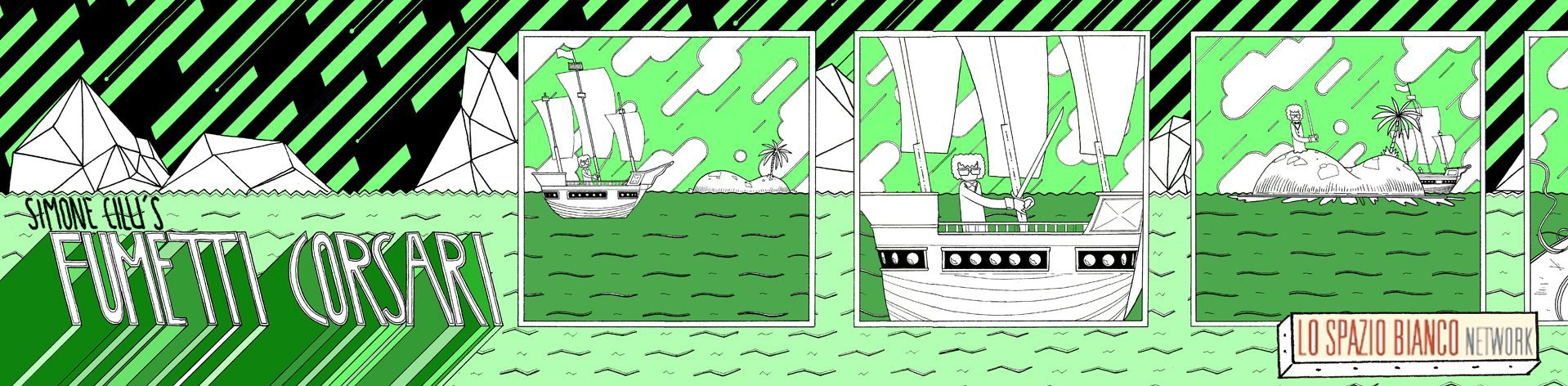 Fumetti Corsari