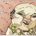 """Il mio fumetto quotidiano #31: """"Il giardino d'inverno"""" e """"Il balcone"""""""