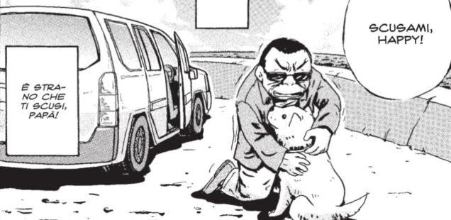 """Il mio fumetto quotidiano #21: """"Il cane che guarda le stelle"""""""