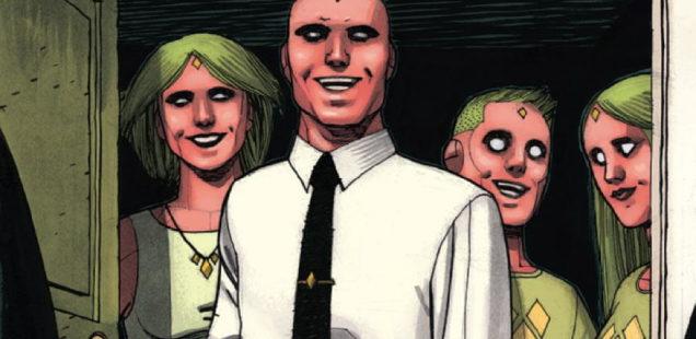"""Il mio fumetto quotidiano #45: """"Visione - Visioni dal futuro"""""""