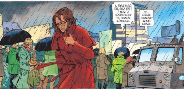 """Il mio fumetto quotidiano #41: """"S.O.S. Felicità"""""""