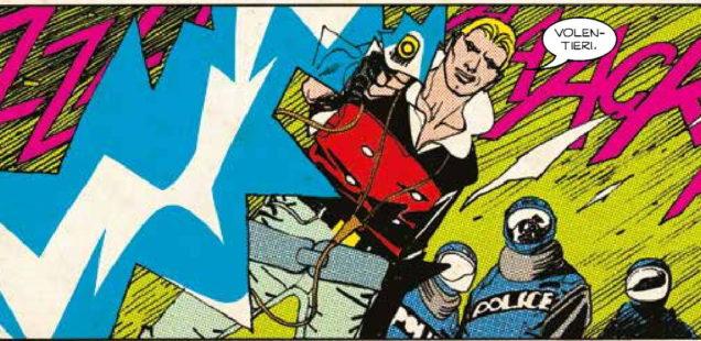 """Il mio fumetto quotidiano #37: """"Daryl Zed #1"""""""
