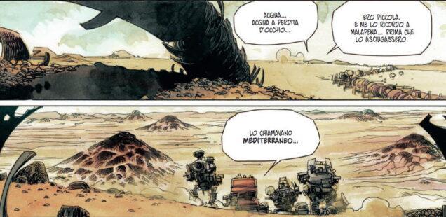 """#65 – """"Il muro"""" di Mario Alberti"""