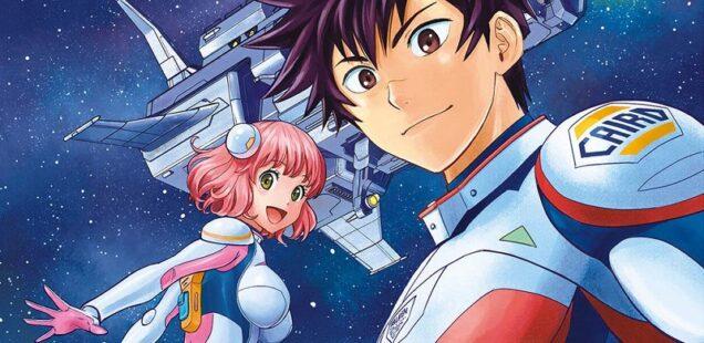 Yonkoma Manga vs Story Manga: Astra – Lost in Space come case study