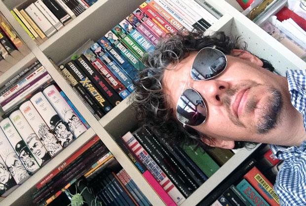 David Padovani: dieci fumetti per me! #ioleggoperché