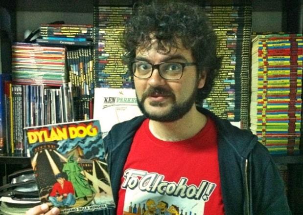 Giuseppe Lamola: dieci fumetti per me! #ioleggoperché