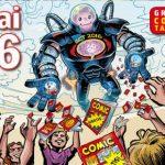 Cronache Tedesche: Gratis Comic Buch Tag aka Free Comic Book Day