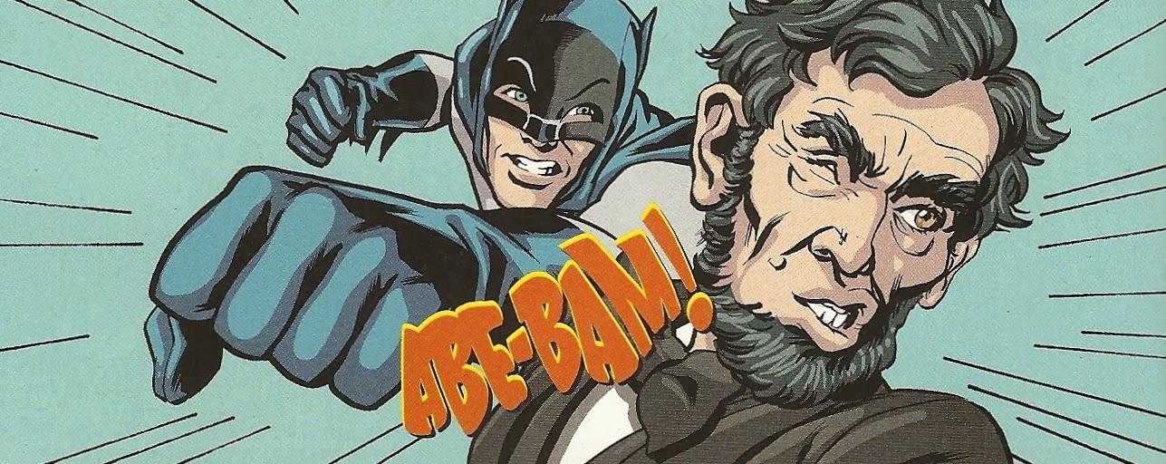 Tratto da Batman '66