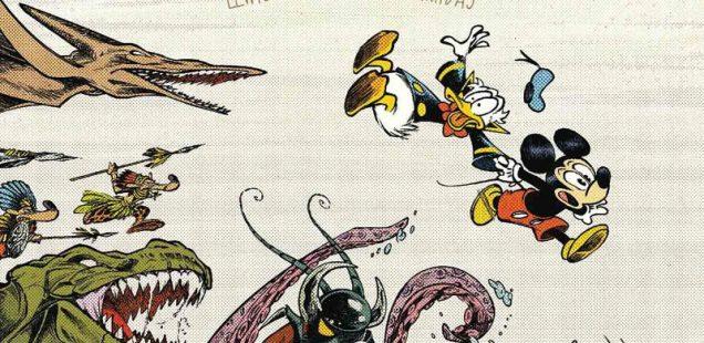 Fumetto Disney: Italia vs. Francia?