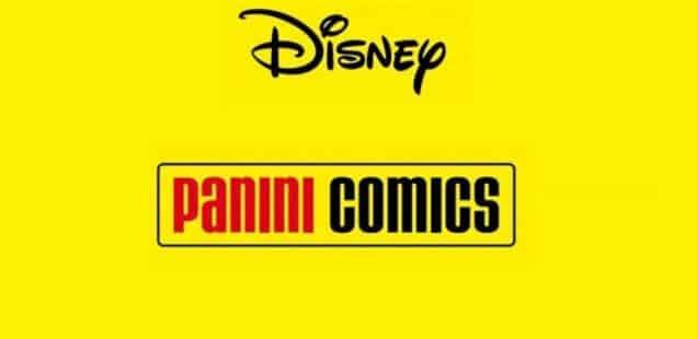 La parabola Disney-Panini
