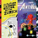 4 fumetti e 4 dischi per il Lucca Comics 2018