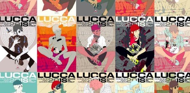 Lucca Comics & Games 2018: giorno -1